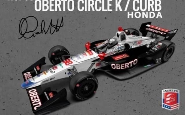 Marco Andretti geht mit einem speziellen Fahrzeugdesign nach Phoenix