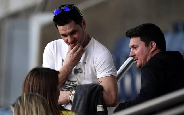 Matias Messi (r.) ist der ältere Bruder von Barca-Superstar Lionel Messi