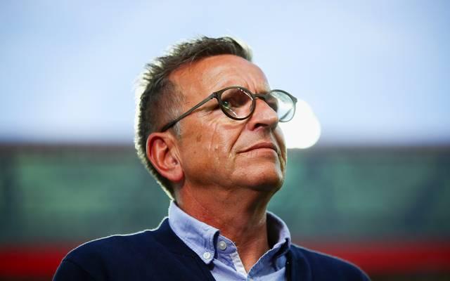 Norbert Meier wird Cheftrainer in Uerdingen
