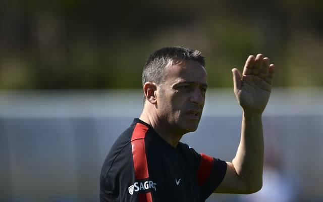 Paulo Bento war von 2010 bis 2014 Nationaltrainer in seinem Heimatland Portugal