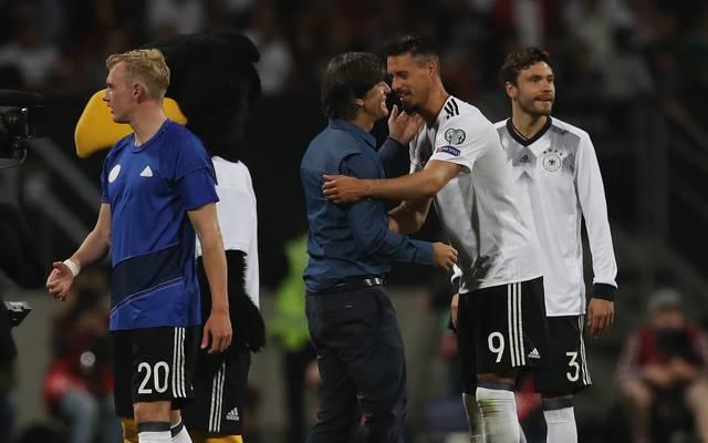 Germany v San Marino - FIFA 2018 World Cup Qualifier