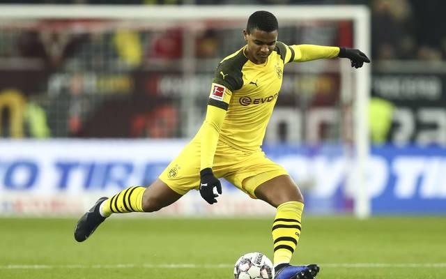 Manuel Akanji bestreitet sein erstes Pflichtspiel für den BVB im Kalenderjahr 2019