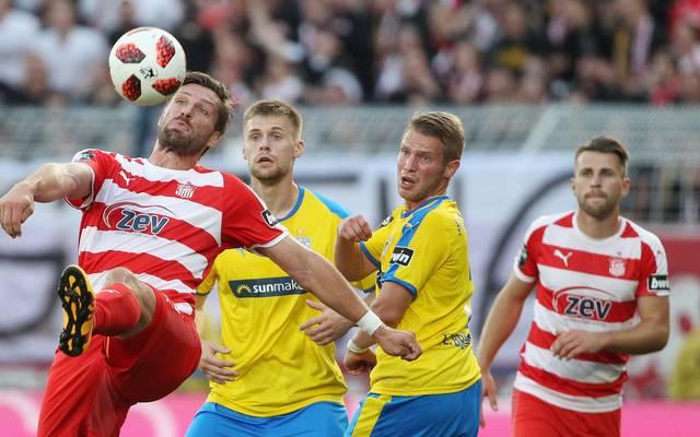 Jena und Zwickau lieferten sich einen heißen Fight