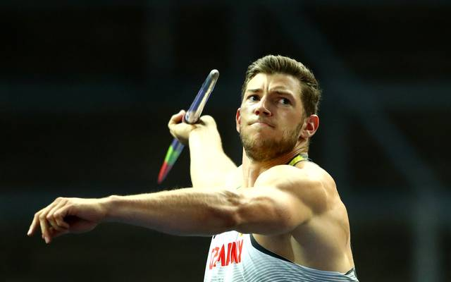 Andreas Hofmann hat das Diamond-League-Meeting in Birmingham gewonnen