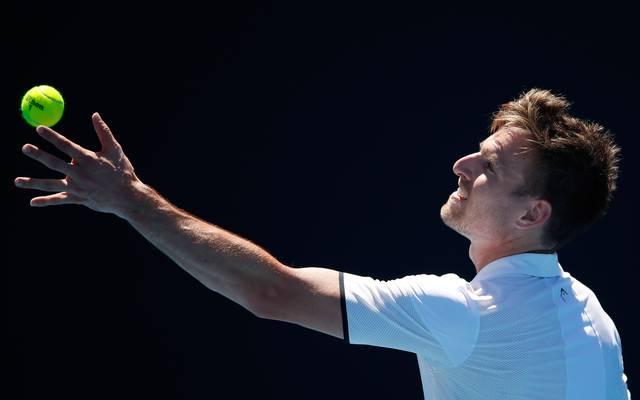 Peter Gojowczyk ist die Nummer 64 der Weltrangliste