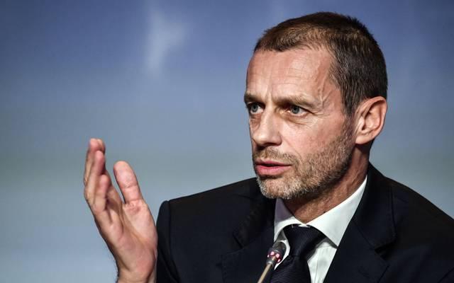 Aleksander Ceferin ist Präsident der UEFA