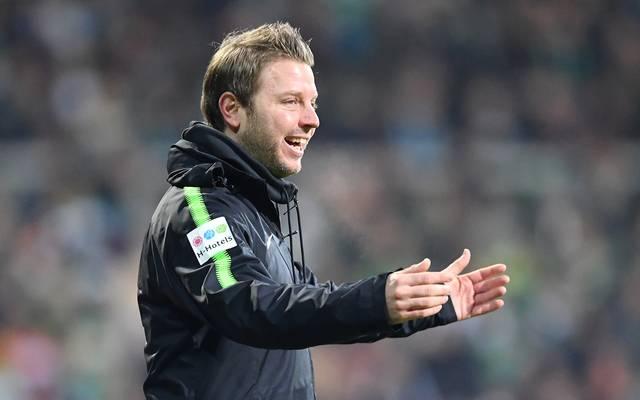 Unter Florian Kohfeldt holte Werder Bremen aus den letzten vier Spielen sieben Punkte