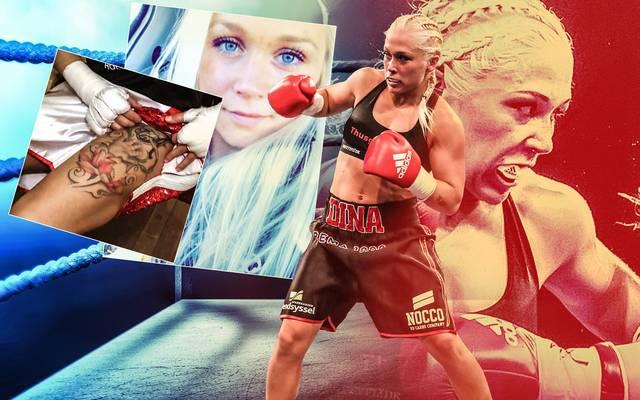 Dina Thorslund ist amtierende WBO-Weltmeisterin im Superbantamgewicht