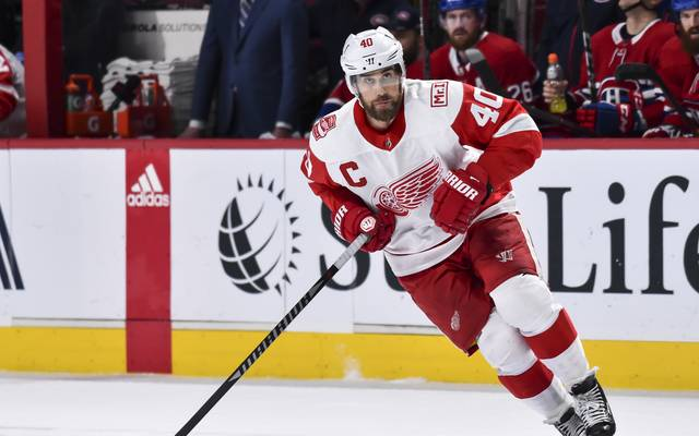 Henrik Zetterberg wurde 1999 von den Detroit Red Wings gedrafted