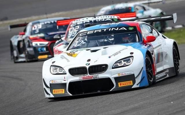 Timo Scheider wird im GT-Masters einen Schnitzer-BMW M6 fahren