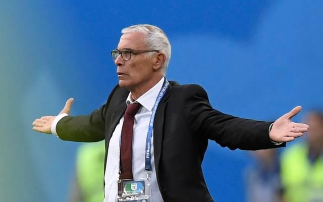 Hector Cuper holte mit Ägypten keinen Punkt