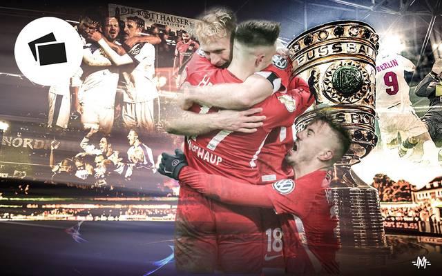 DFB-Pokal: Die 15 größten Pokal-Sensationen