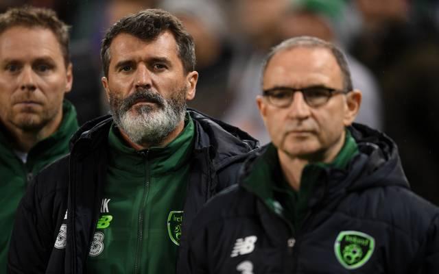 Ireland v Denmark - UEFA Nations League B