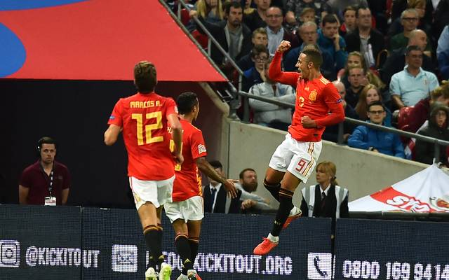 Spanien - Kroatien: Spitzenspiel in der Nations League