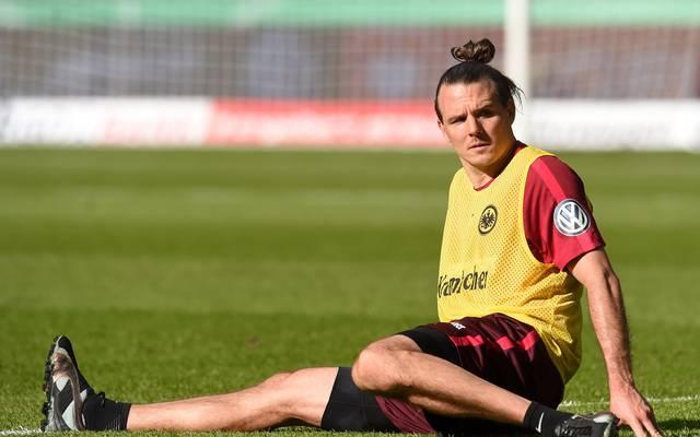 Alexander Meier spielt seit 2005 für die Eintracht Frankfurt und hat einen Vertrag bis 2018