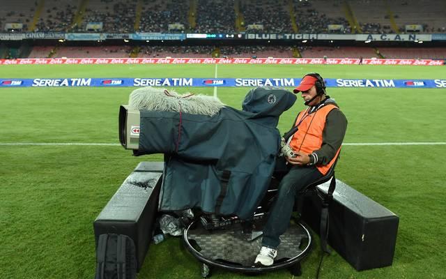 Der Serie A drohen empfindliche Einbußen bei den TV-Erlösen