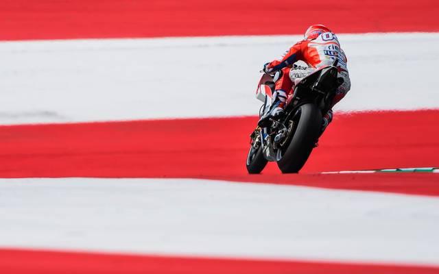 Andrea Dovizioso gewinnt Großenpreis der MotoGP in Österreich