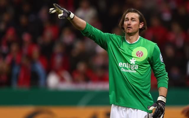 Heinz Müller im Trikot vom 1. FSV Mainz 05