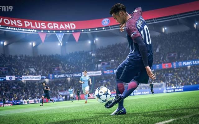 Die Ballannahme bei FIFA 19 bekommt einen neuen Anstrich
