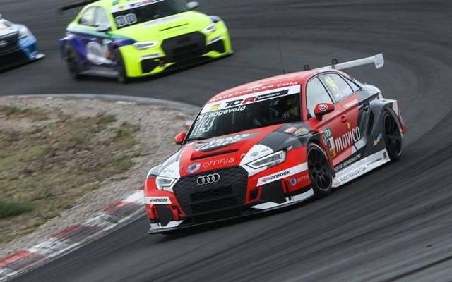 Niels Langeveld hat die Nase in der TCR Germany aktuell vorne