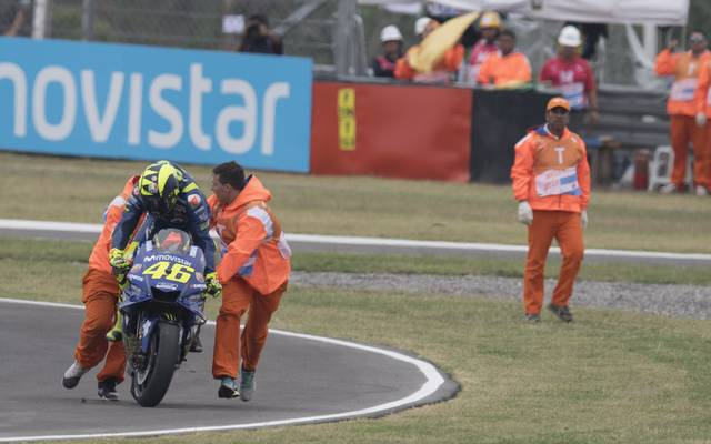 MotoGp of Argentina - Race