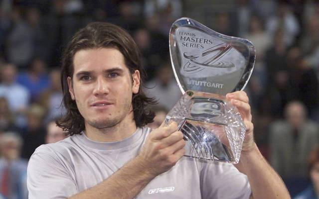 TENNIS/MAENNER: MASTERS SERIES 2001, FINALE