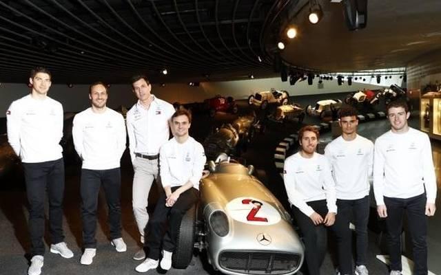 So denken die Mercedes-Fahrer über Wehrleins Rückkehr in die DTM