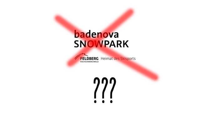 Der nächste deutsche Park steht vor dem Aus: Snowpark Feldberg – UPDATE