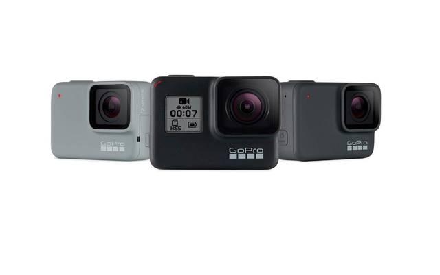 GoPro Hero 7 Black mit verbesserter Videostabilisierung