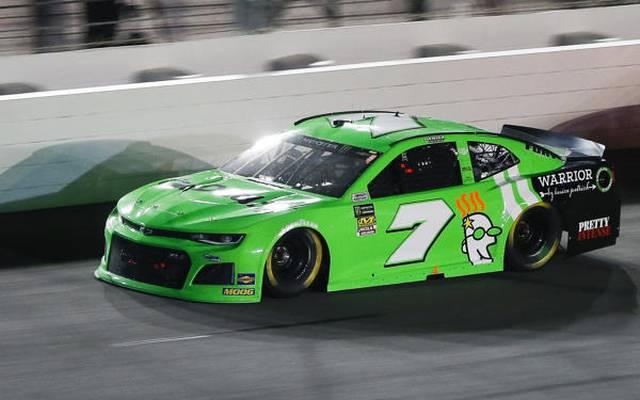 Danica Patrick vergleicht NASCAR mit IndyCar