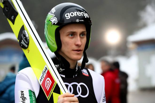 Peter Prevc scheiterte in Garmisch in der Qualifikation