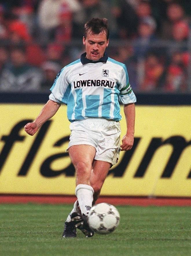 Manfred Schwabl spielte von 1994 bis 1997 für den TSV 1860 München