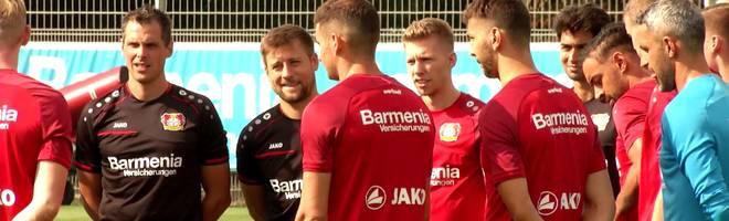 Bayer 04 Leverkusen gegen FK Krasnodar, Schachtjor Donezk - Eintracht Frankfurt
