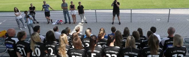 Eintracht Frankfurt steht offenbar vor der Übernahme des 1. FFC Frankfurt