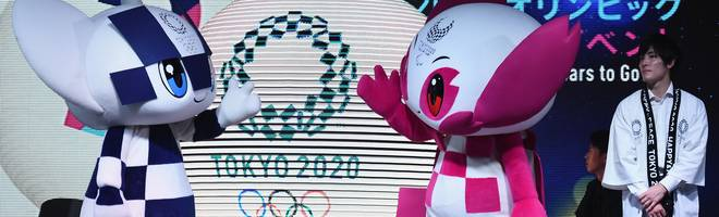 Tokyo 2020 Olympic Games 2 Years To Go