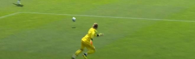 FC Liverpool: Schrecksekunde für Loris Karius im Test gegen Viertligist Burnley