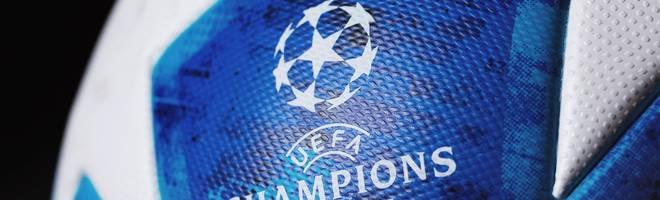 Der neue Ball der Champions League, eingesetzt zur Saison 2018/2019, bricht im Design mit der altbekannten Tradition