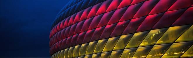 Die Allianz Arena ist eine von zehn Stadien der EM-Bewerbung 2024