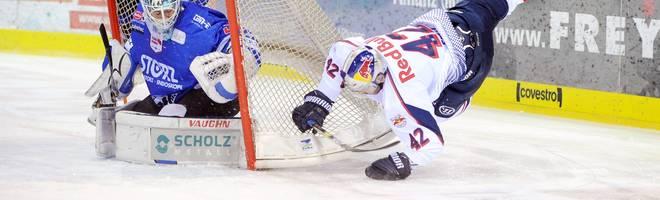 Eishockey, DEL: EHC Red Bull München verliert bei Debüt von Yasin Ehliz