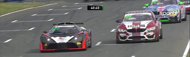 ADAC GT4 Germany: Das True Racing-Team siegt im zweiten Lauf in Oschersleben