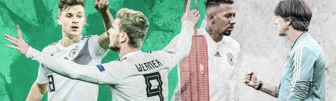 SPORT1 präsentiert das große Abschlusszeugnis des DFB-Teams