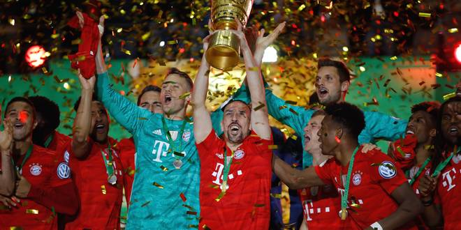 Manuel Neuer Franck Ribery