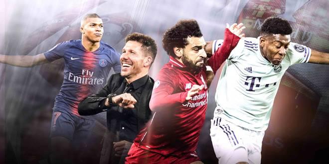 Powerranking Champions League
