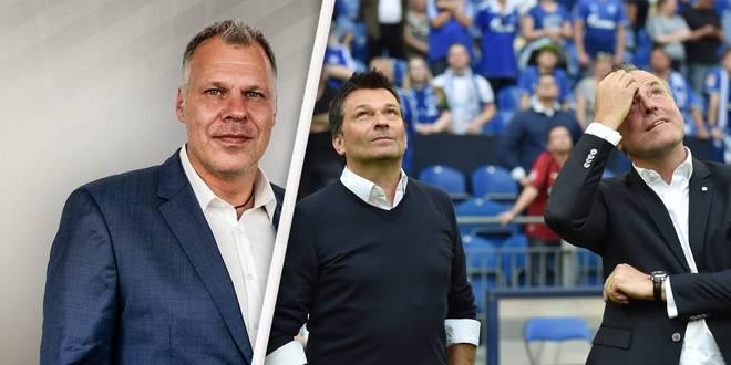 Christian Heidel hat seinen Abschied vom FC Schalke 04 angekündigt