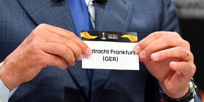 Eintracht Frankfurt trifft im Achtelfinale der Europa League auf Inter Mailand