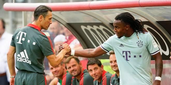 Niko Kovac plant auch weiterhin mit Renato Sanches