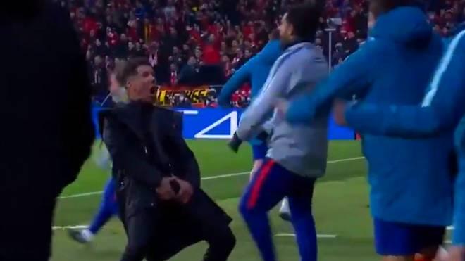Diego Simeone, Atletico Madrid, Juventus Turin