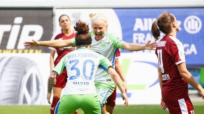 VfL Wolfsburg v SGS Essen - Allianz Frauen Bundesliga