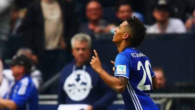 Thilo Kehrer erzielte gegen Dortmund sein erstes Profitor