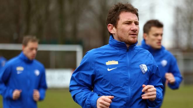 Paul Freier früher im Training des VfL Bochum